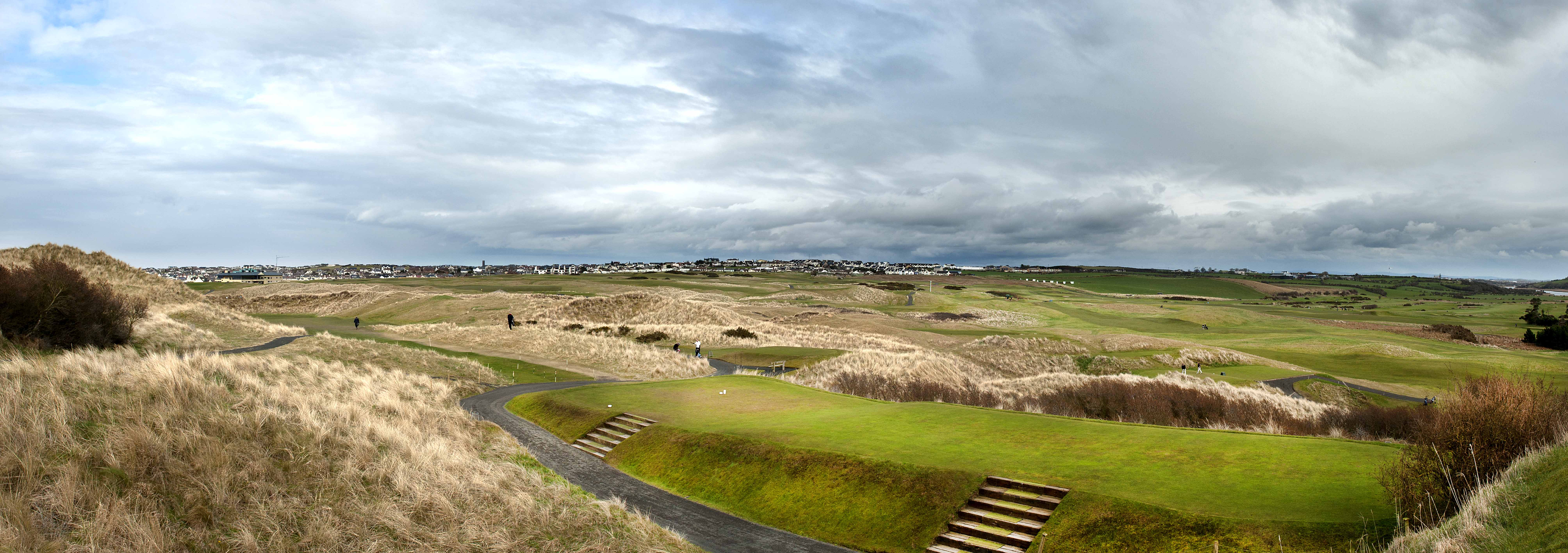 Portstewart GC 5 - Outsource CAD