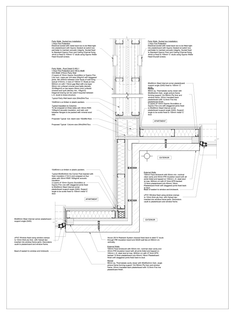 Detail Drawing Outsource Cad