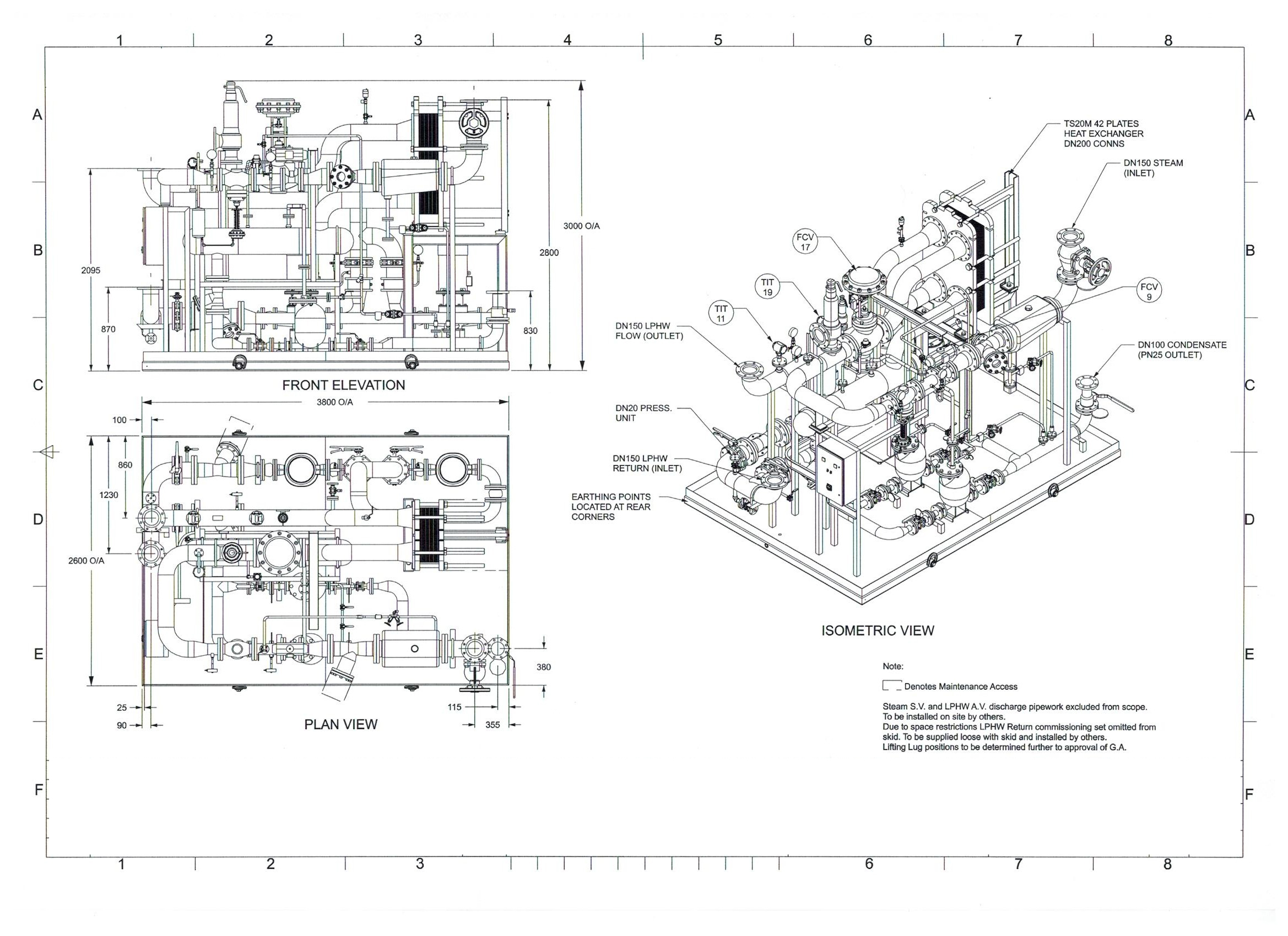 All Images Civil Electrical Isometric Drawings Mechanical Piping