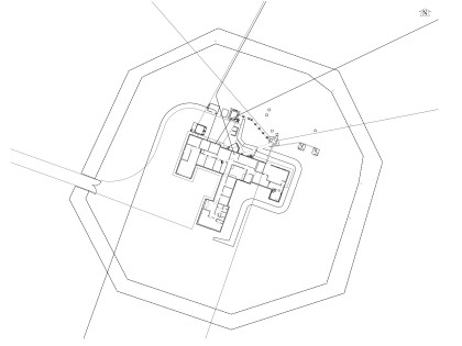 Proposed Telecoms Site Plan