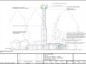 Proposed Site Elevation
