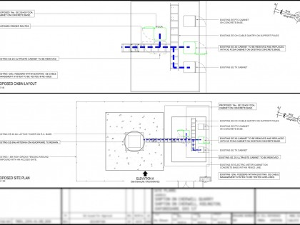 Proposed Site Plans