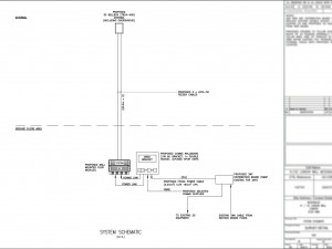 System Schematic Drawing